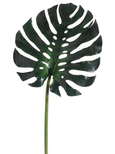 Hoja de Monstera Artificial