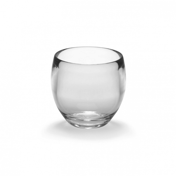 Droplet Vaso Color Clear