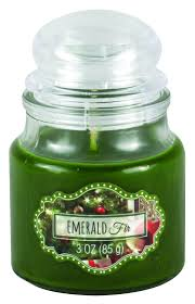 Vela 3 Onzas Emerald Fir