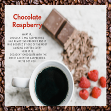 Load image into Gallery viewer, Chocolate Raspberry Coffee