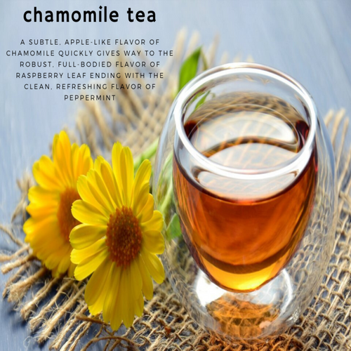 Chamomile Relaxing Tea-Loose Leaf