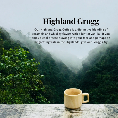 Highland Grogg Coffee