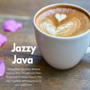 Jazzy Java Coffee