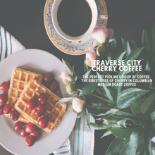 Load image into Gallery viewer, Traverse City Cherry Coffee