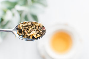 Mango Green Loose-Leaf Tea, Decaf