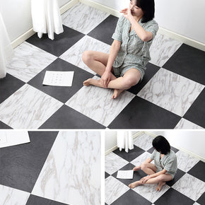 Home Best  Marble Texture  Flooring Tile Sticker