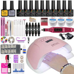 Home Best Nail Set