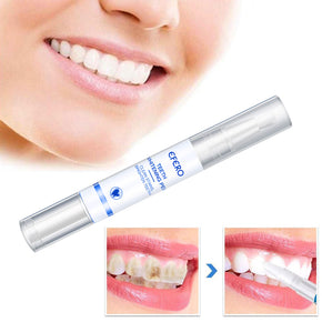 Teeth Whitening Pen Cleaning Serum Remove Plaque Stains