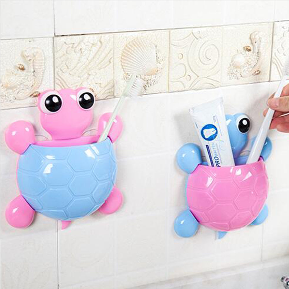 Home Best  Bathroom Toothbrush Wall Mount Holder