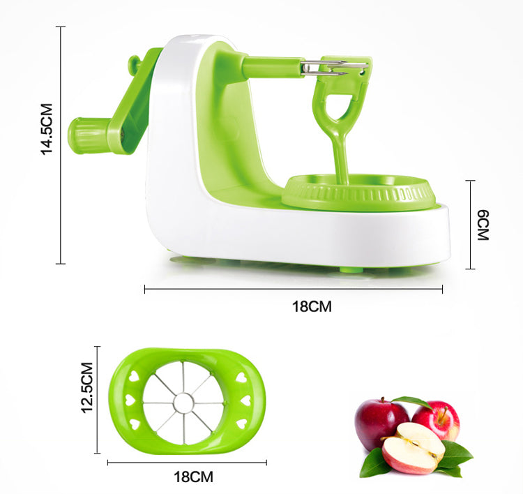 Home Best  Apple Peeler Peeling