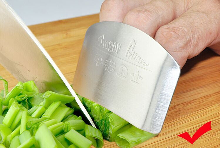 Home Best Stainless Steel Finger  Protector