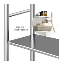 Load image into Gallery viewer, Home Best  Stainless Steel Shelving