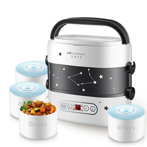 Home Best Rice Cooker Double Layer Automatic Heating Ceramic
