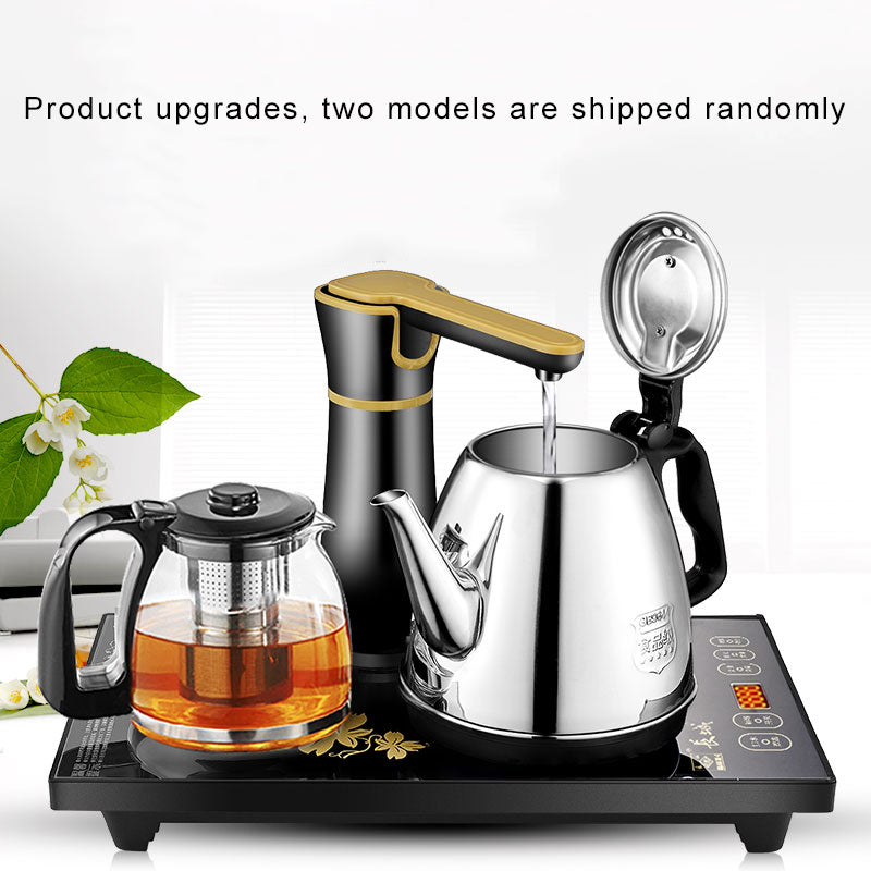 Home Best  Electric Kettles Tea Pot Set