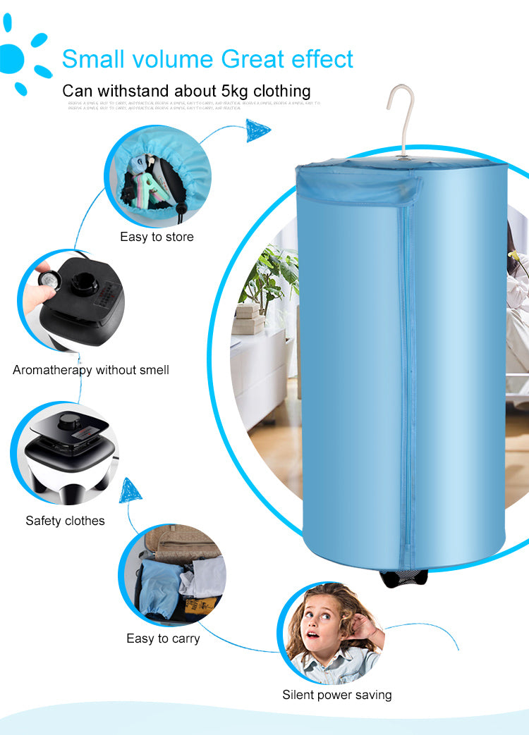 Home Best Electric Mini Clothes dryer