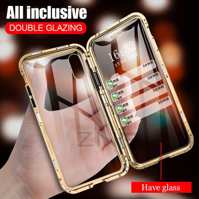 Home Best  Metal Phone Case For iPhone 6 6s 8 7 Plus X  X XS MAX XR