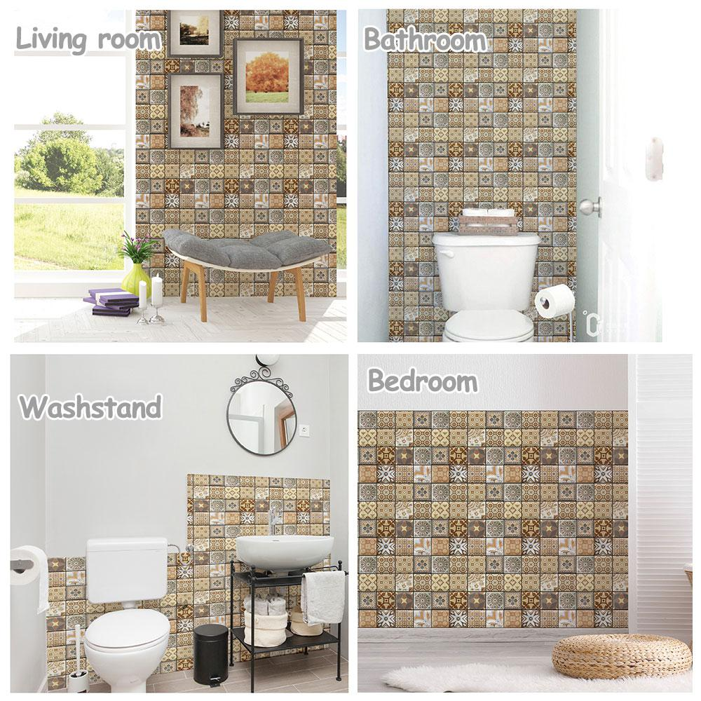 Home Best Decor Waterproof Wall Covering Wallpaper