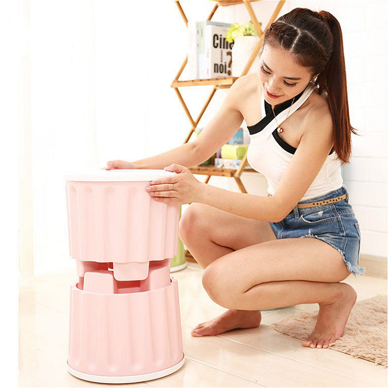 Home Best  Storage Box Stools Plastic container
