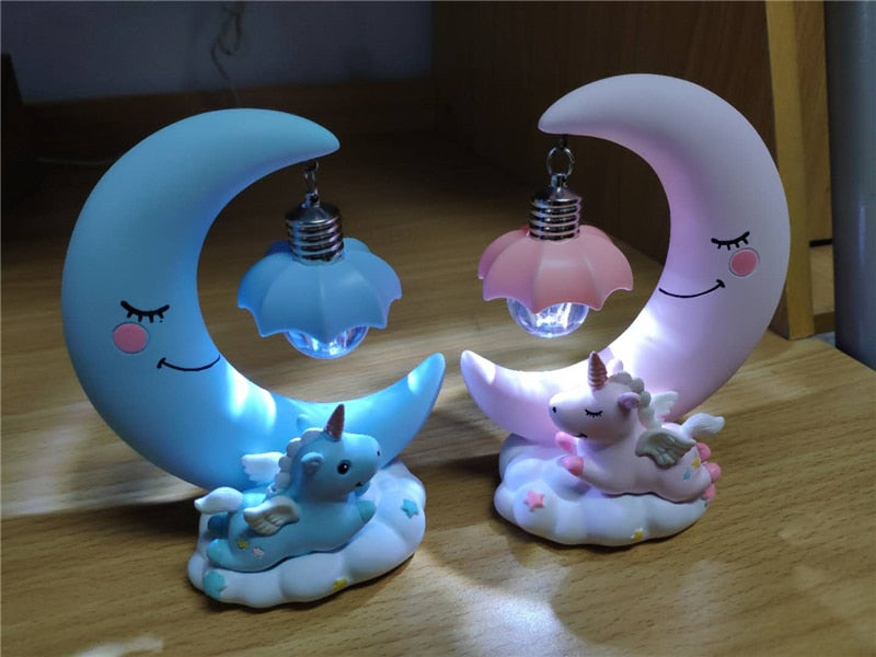 Cute Unicorn Light