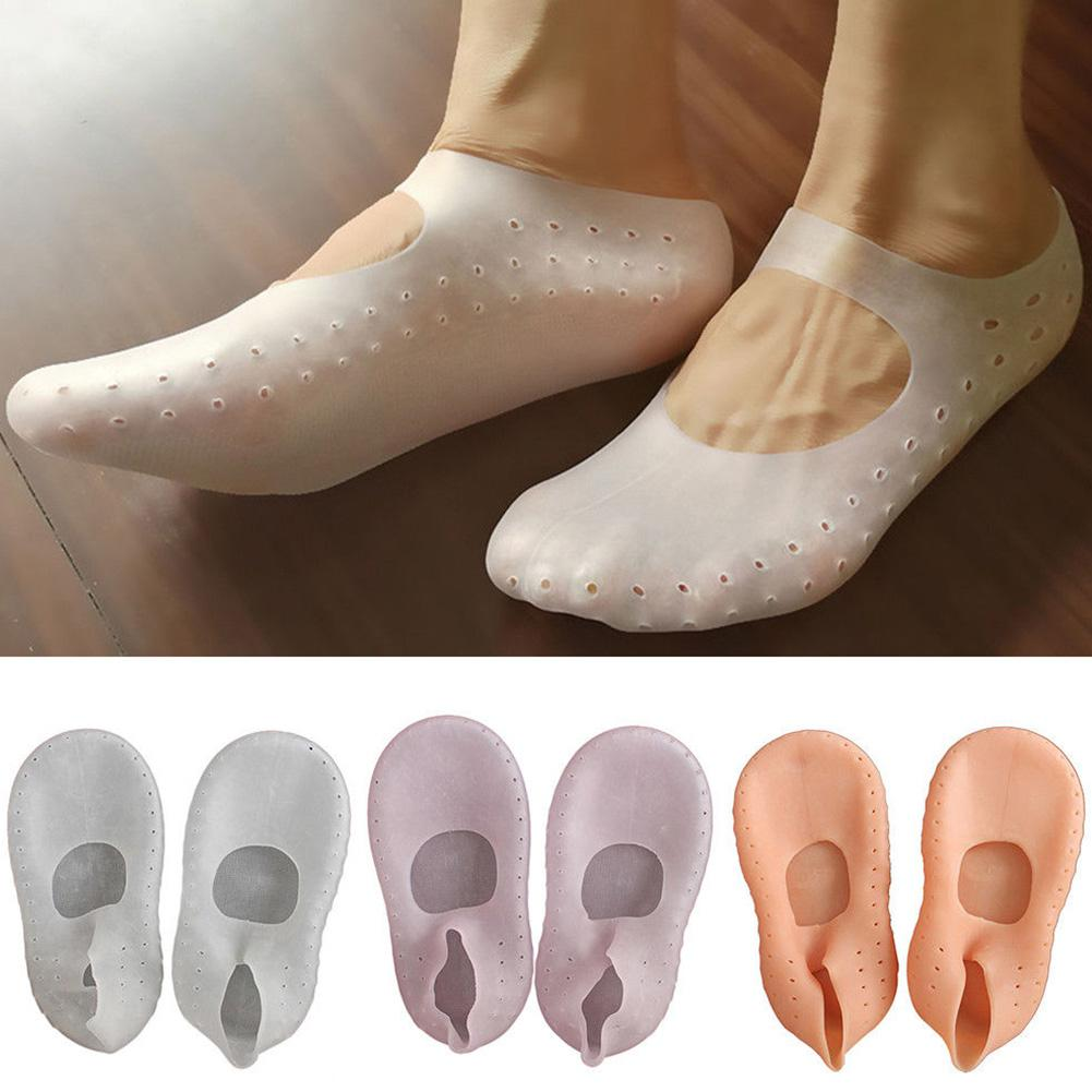 Home Best Silicone Breathable Moisturizing Socks