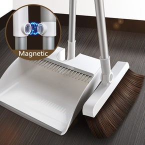 Home Best  Magnetic Broom Dustpan Suit