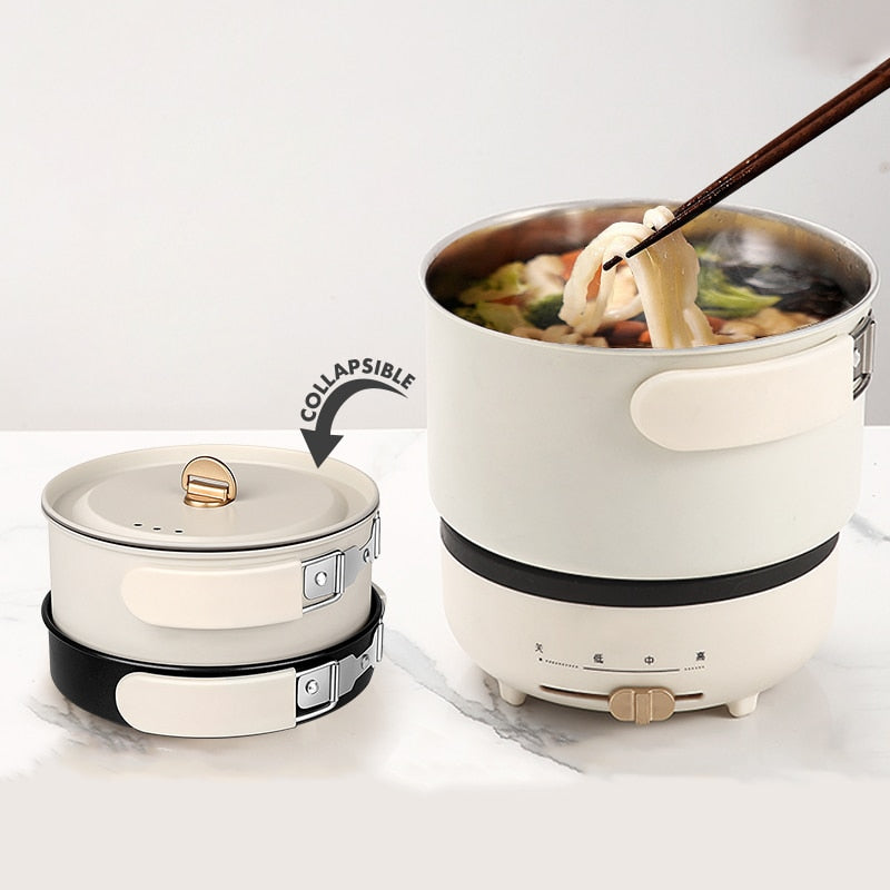 220V Multifunction Electric Hot Pot