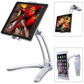 Tablet Stand Adjustable Holder Wall Mount