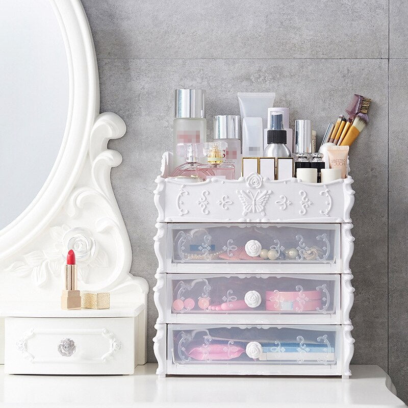 Home Best  Makeup Organizer Box