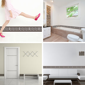 Home  Best Removable Wall Border Stickers