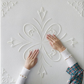 Home Best Embossed Wall Sticker 3D