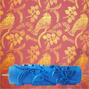 Home Best Bird patterned roller