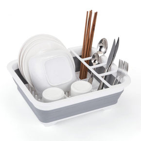 Home Best Foldable Dish Rack Kitchen Storage
