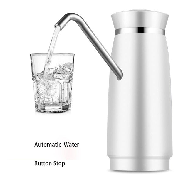 Home Best Automatic Electric Portable Water Pump Dispenser Rechargable