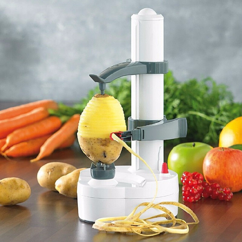 Home Best 1PC Automatic Stainless Steel Electric Peeler