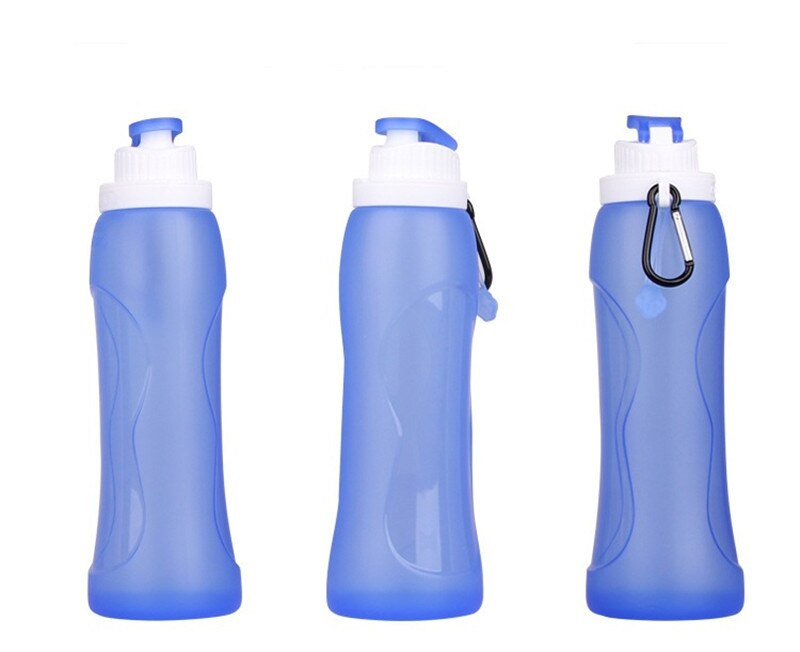 Home Best Foldable Silicone Water Bottle