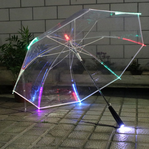 Home Best   Transparent  Light Umbrella