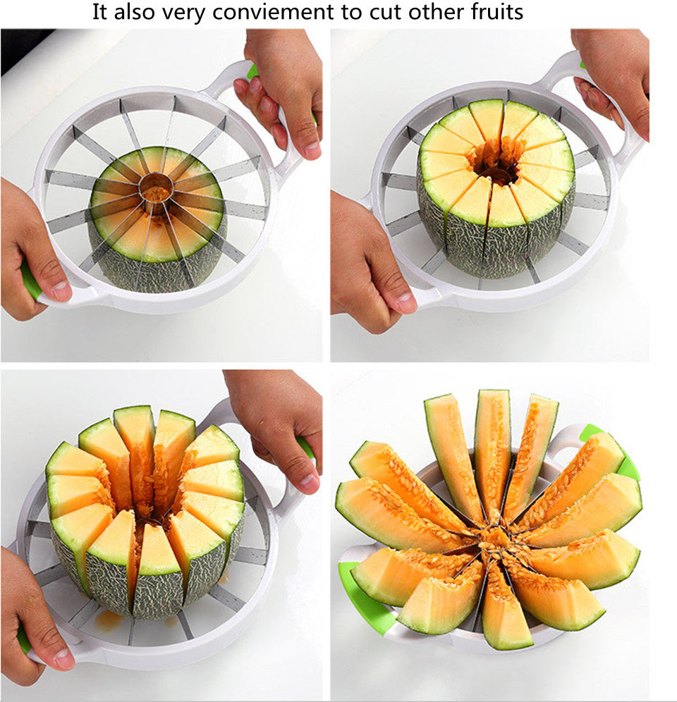Home Best  410 Stainless Steel Fruit Cutting Slicer