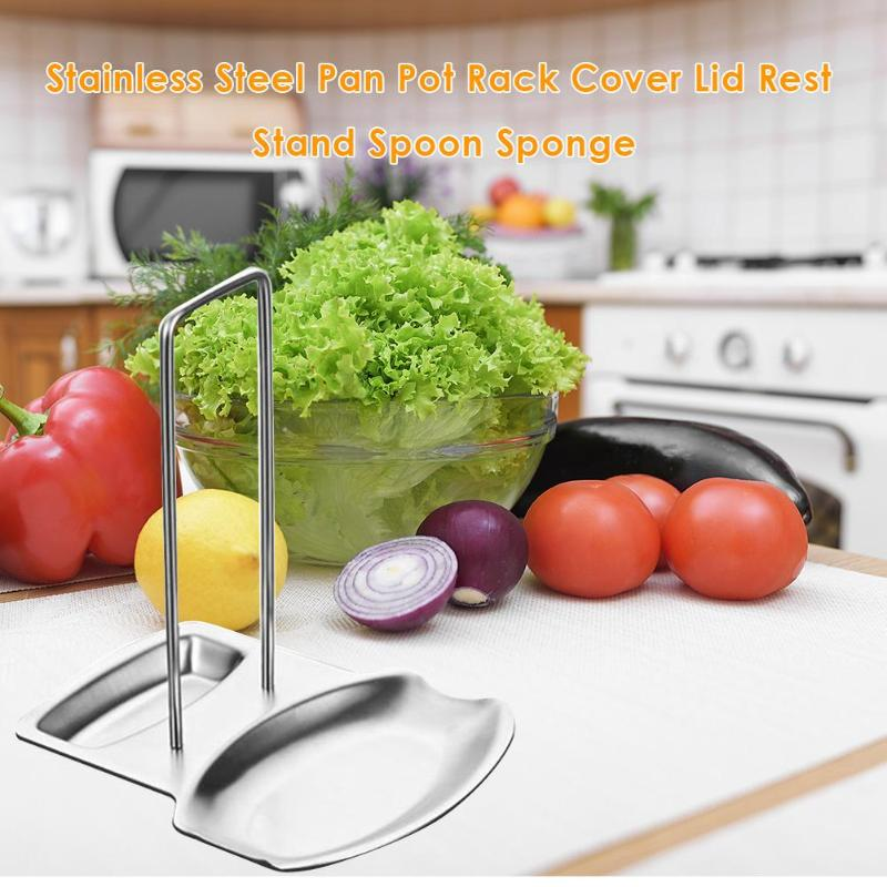 Home Best Stainless Steel Tableware Rest Stand