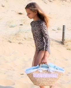 Luna Surf Suit Girls