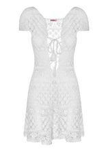 Load image into Gallery viewer, Maui dress white