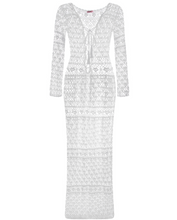 Load image into Gallery viewer, Lani crochet dress