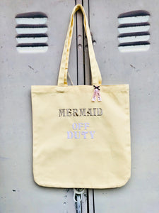 Mermaid Off Duty Bag