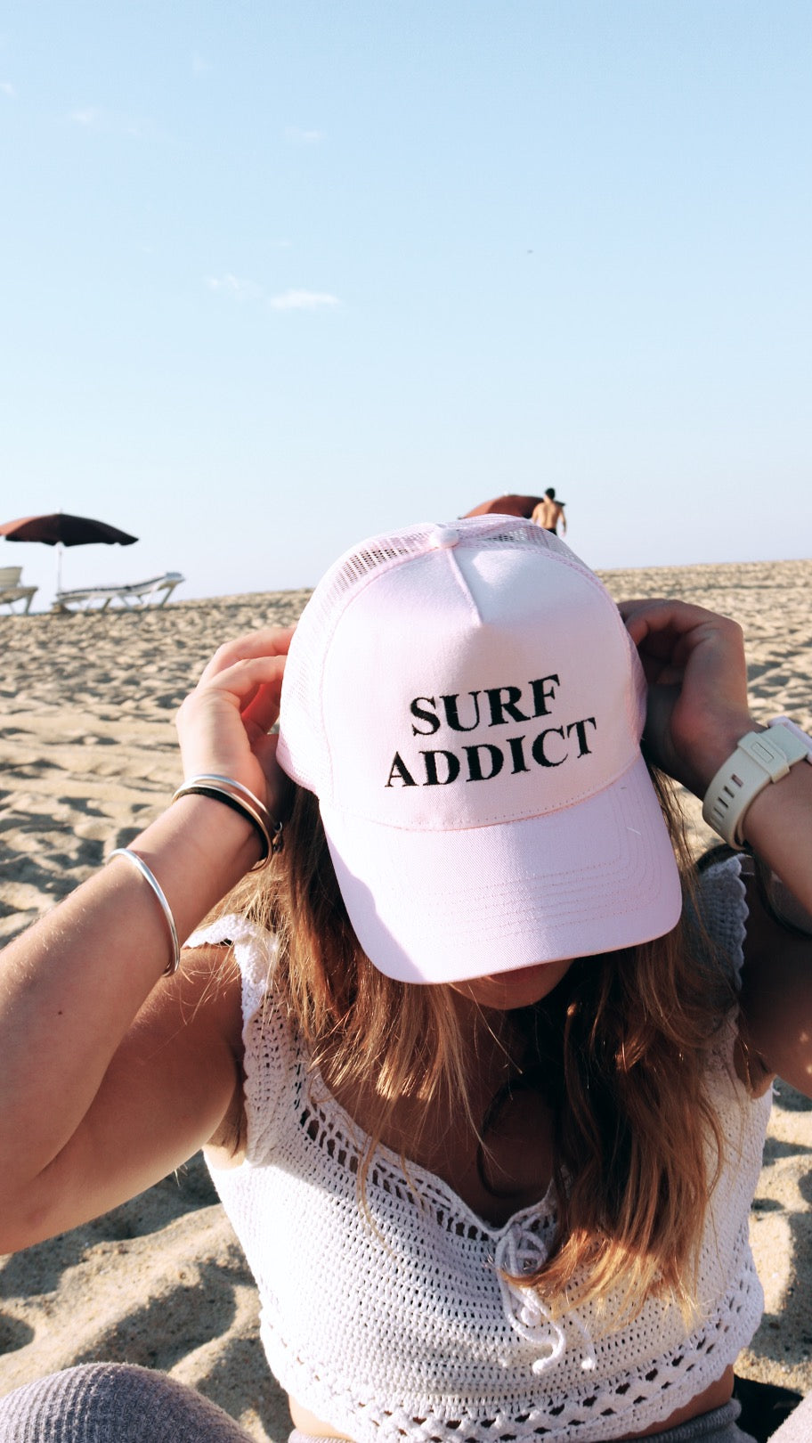 Surf Addict Trucker Cap