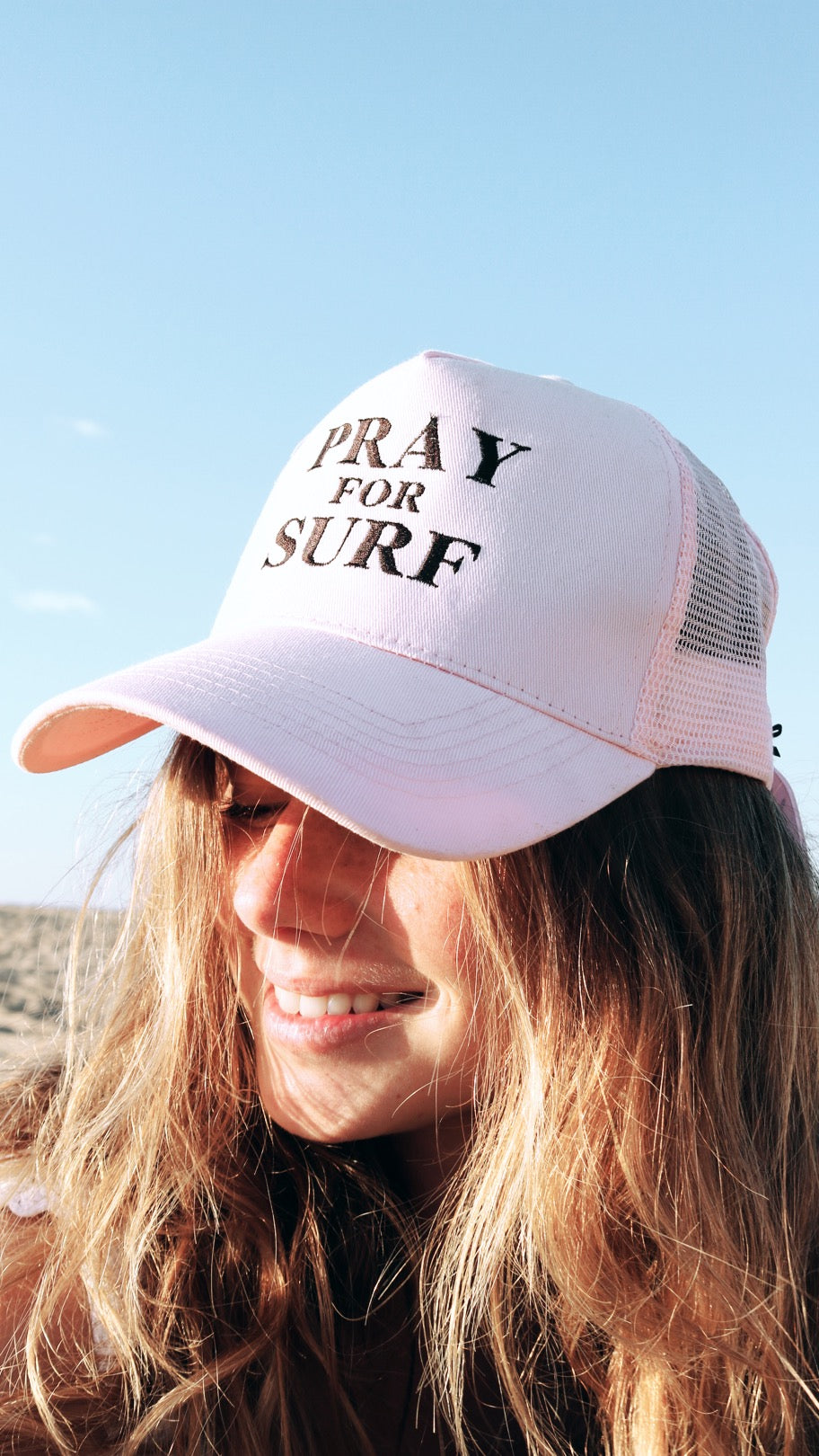 Pray for surf pink