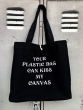 Load image into Gallery viewer, Kiss My Shopper Bag