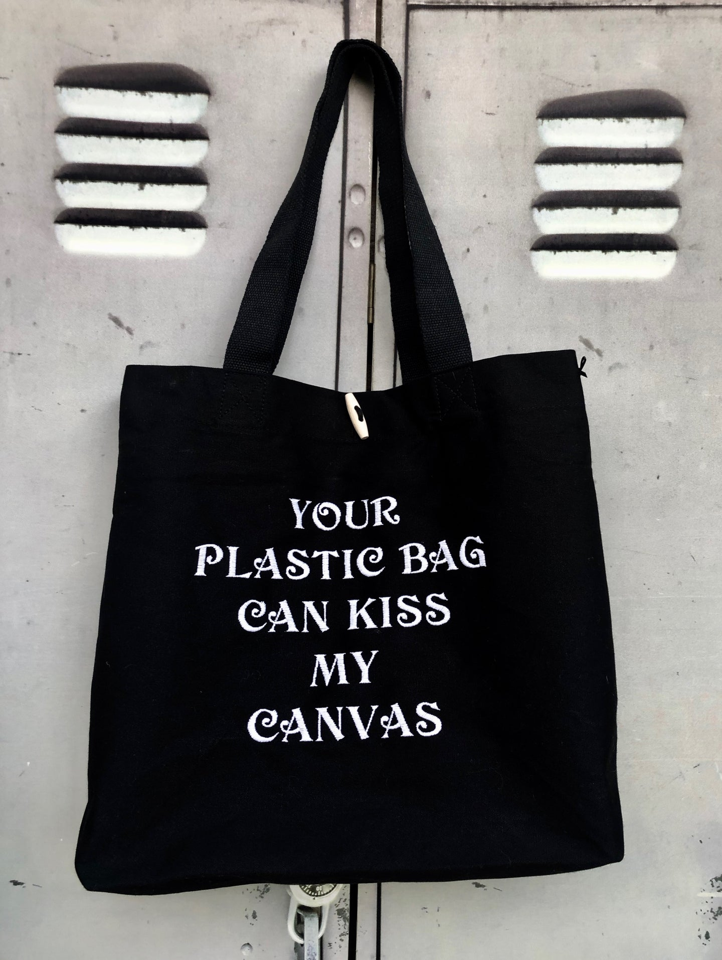 Kiss My Shopper Bag