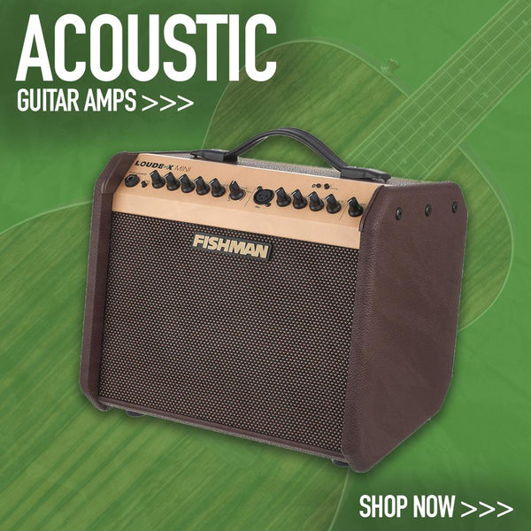 Acoustic Guitar Amps