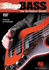 Slap Bass The Ultimate Guide (DVD)