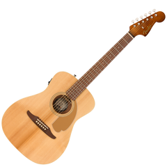 Fender Malibu Player Electro Acoustic Guitar - Natural