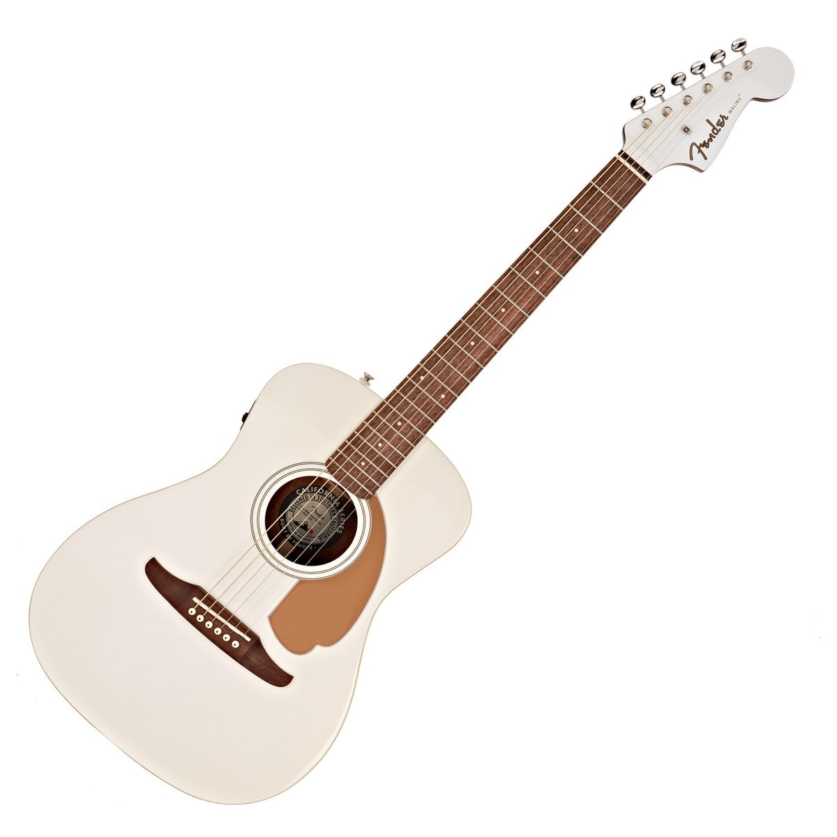 Fender Malibu Player Electro Acoustic - Arctic Gold